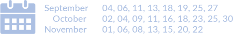 Calendar_NLP_Course1